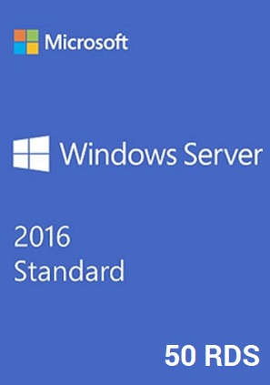 licencia windows server 2016 rds cal
