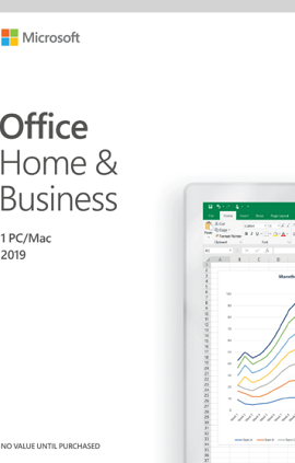 licencia office 2019 hogar y empresa