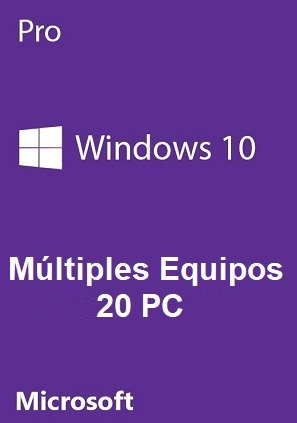 licencia windows 10 por volumen