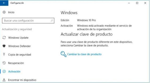 licencia windows 10 por volumen