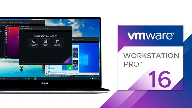 licencia vmware workstation 16 Pro