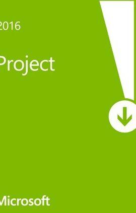 licencia microsoft project 2016
